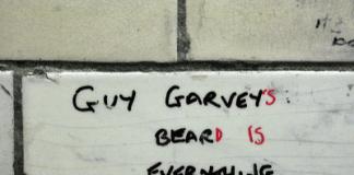 Guy Garvey - elbow