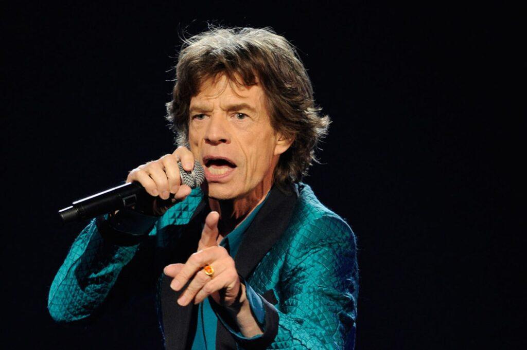 Mick Jagger Blasts Donald Trump Over Environmental Record