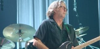 Eric Clapton To Release A New Festive Bluesy Album!