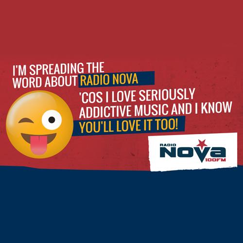 Spread the Word about Radio Nova