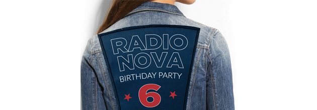 Radio Nova 6th Birthday Party