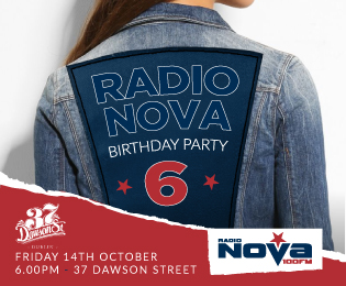 Nova 6th Birthday Party!