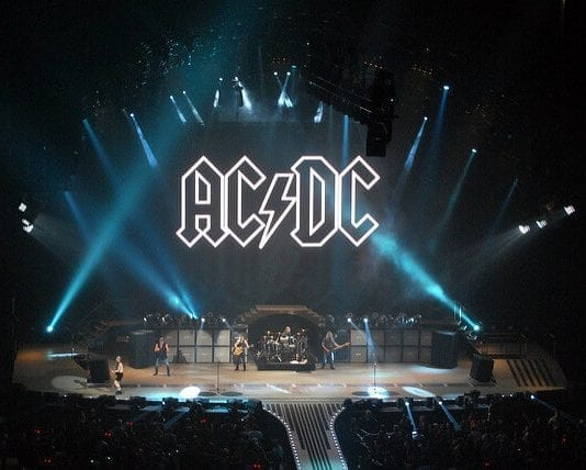 Exclusive: Photo Reveals Further Proof Of A New AC/DC Album!