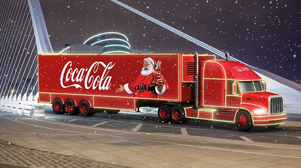 Coca-Cola 'Gift of a Lift'