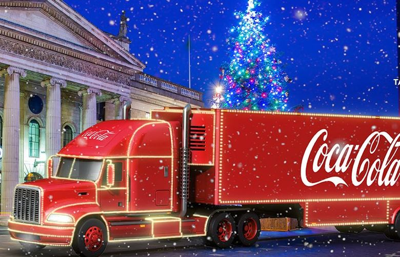 The Coca Cola Truck Is Back And We Have The Location Low Down