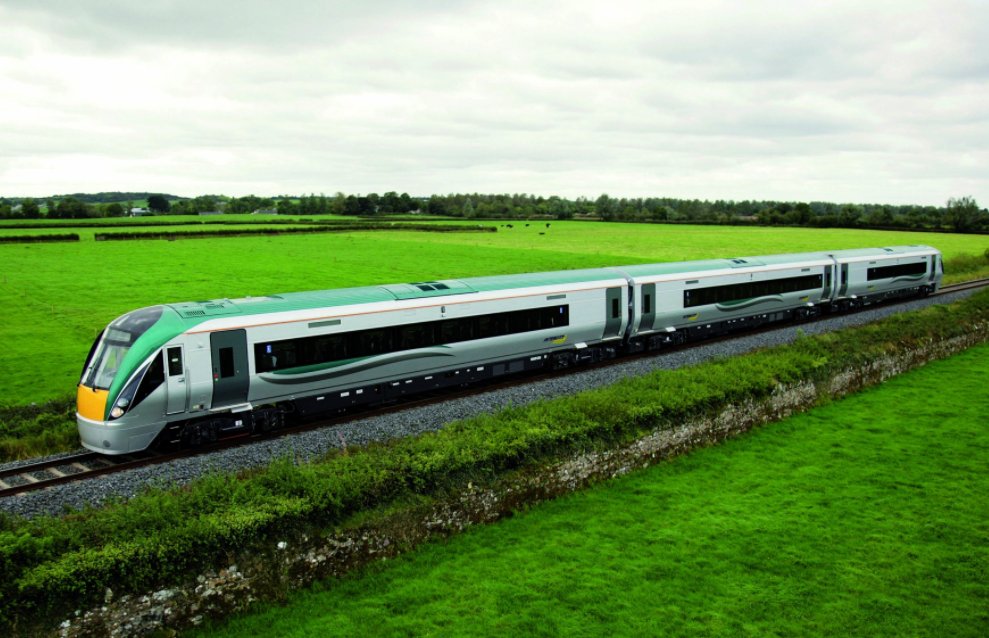 Claremorris Co. Mayo - Irish Rail