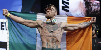 Conor McGregor's Clothing Line Threatened With €250,000 Fine Over Trademark