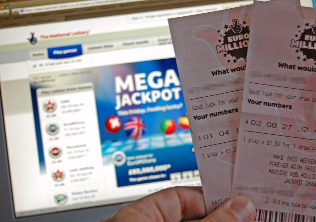 Could It Be You? Hunt Is On For EuroMillions Winner