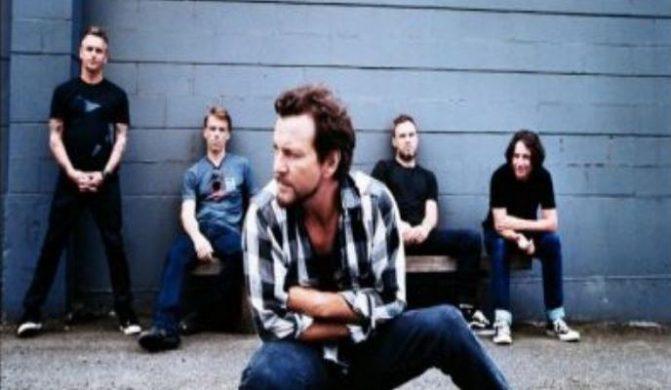 Pearl Jam Update