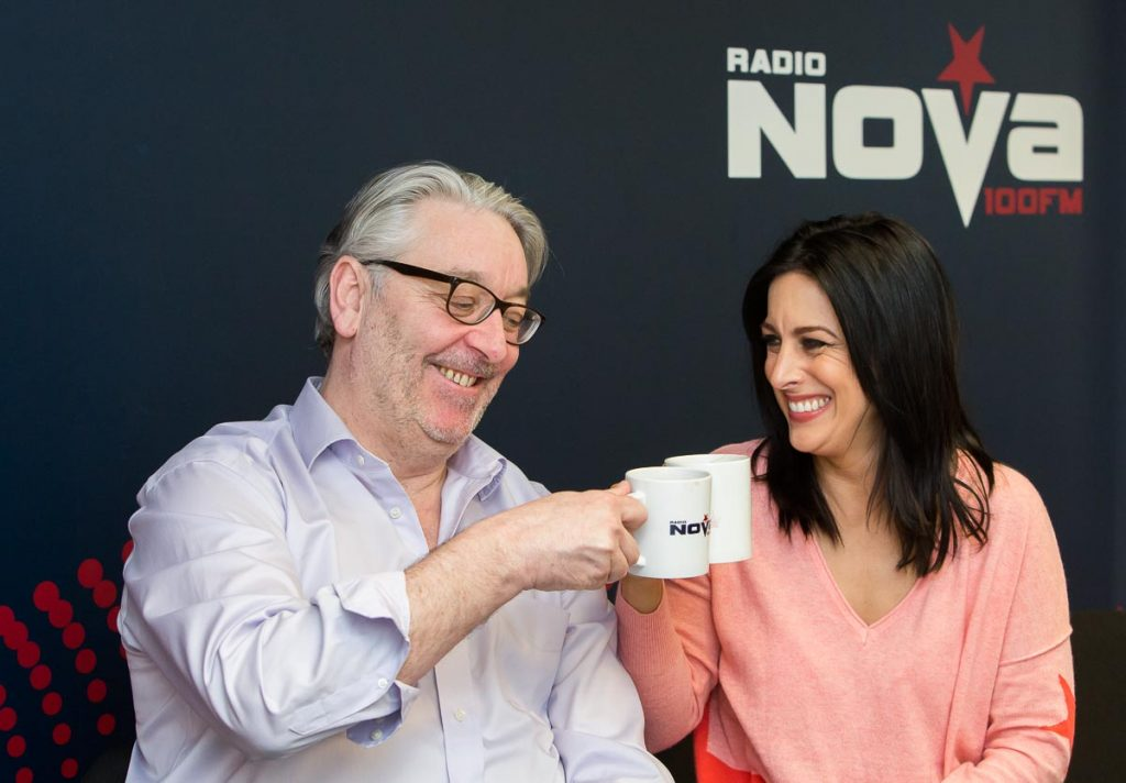 Colm Hayes & Lucy Kennedy