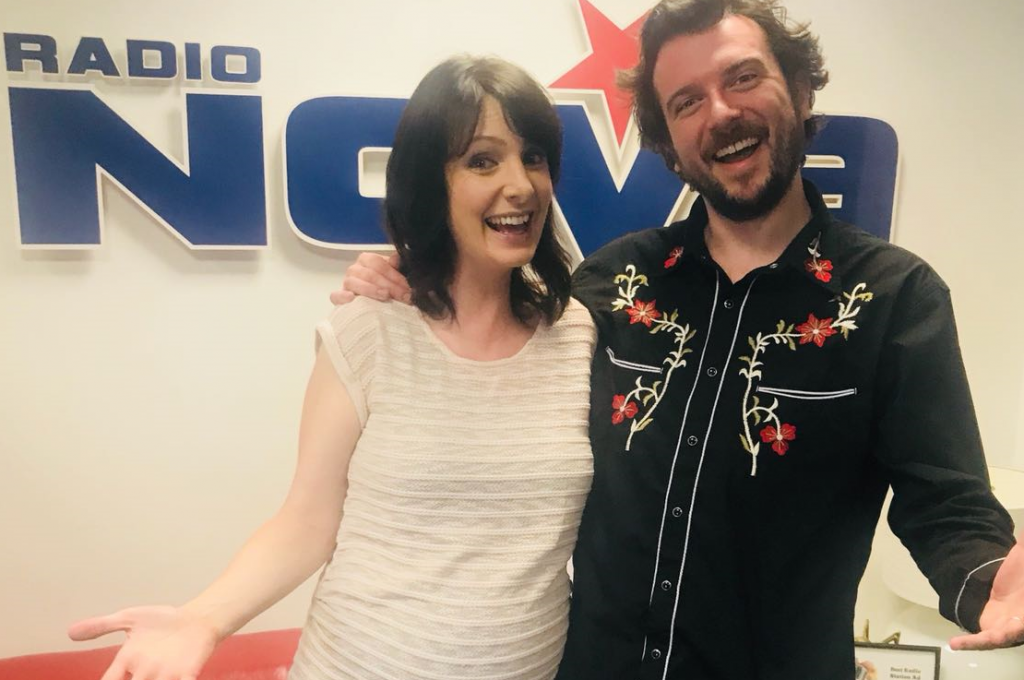 Dee Woods Catches Up With Kevin McGahern