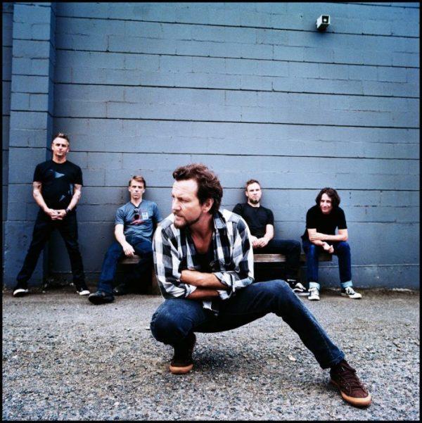 Photos: Pearl Jam Slammed For Poster Depicting Dead Trump