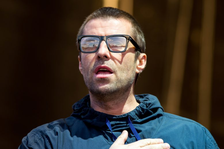 Photos: Liam Gallagher Pays Moving Live Tribute To Aretha Franklin