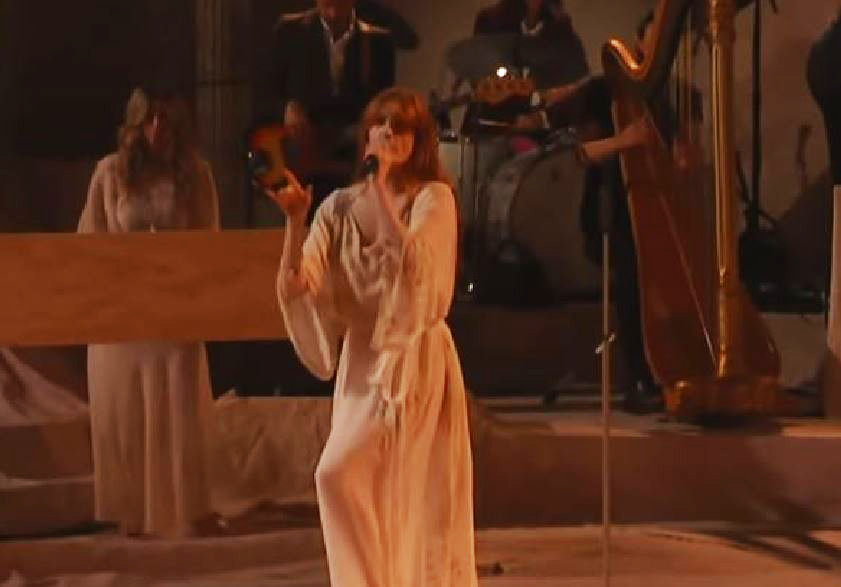 Florence Welch Machine Colbert