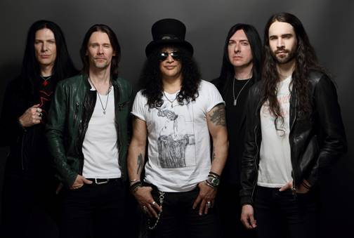 Slash Myles Kennedy Conspirators