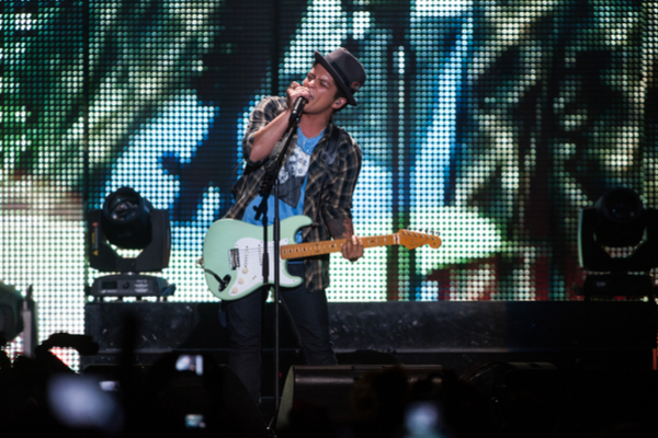 All You Need To Know: Bruno Mars At Marley Park