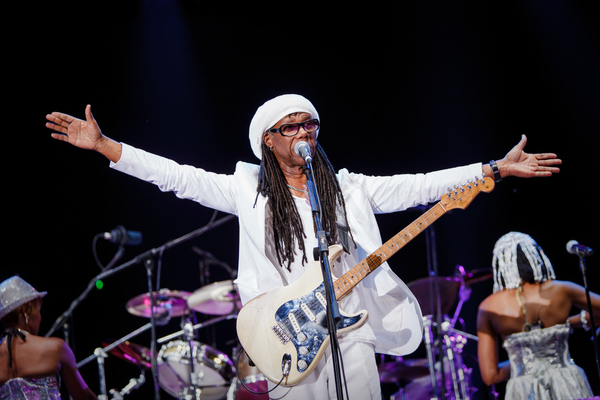 What You Need To Know About Nile Rogers At Malahide Castle