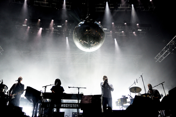 Review: LCD Soundsystem Were Low Key Insane