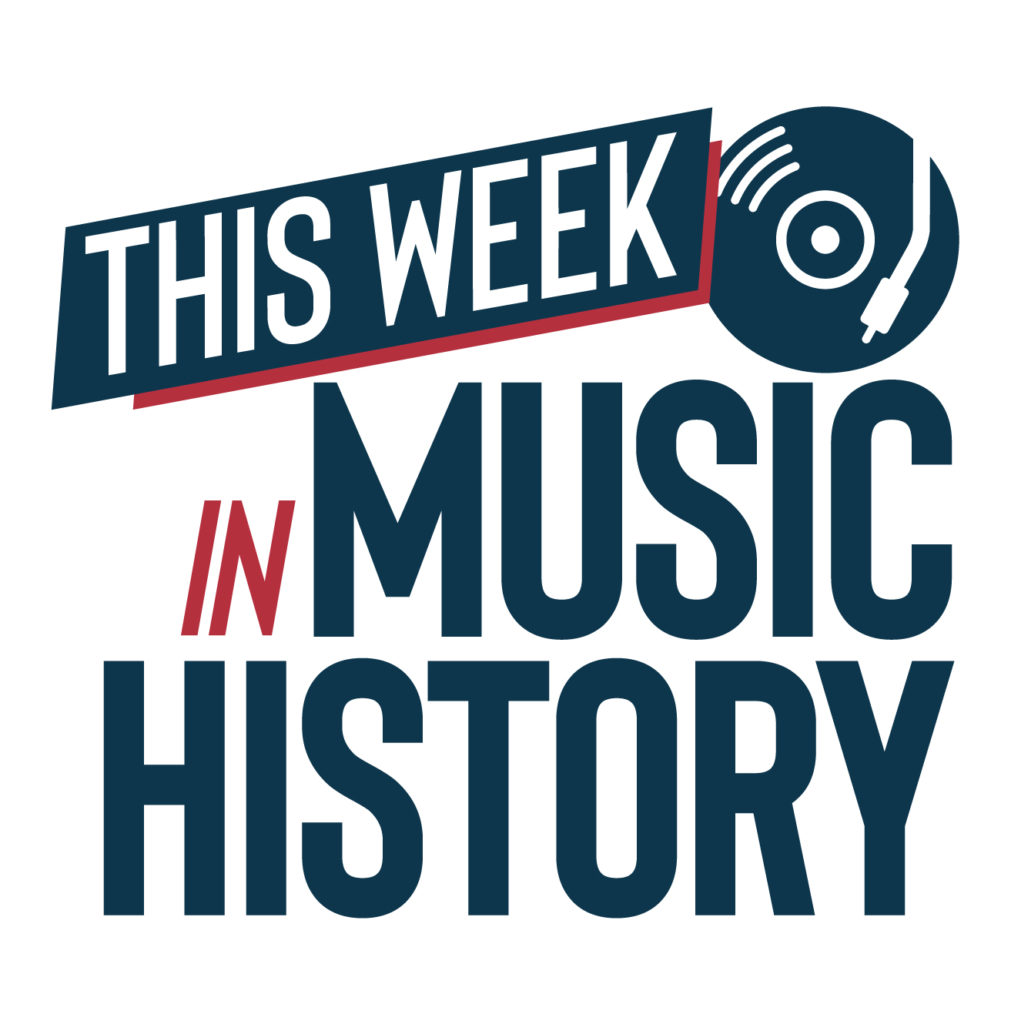 This week in music history podcast