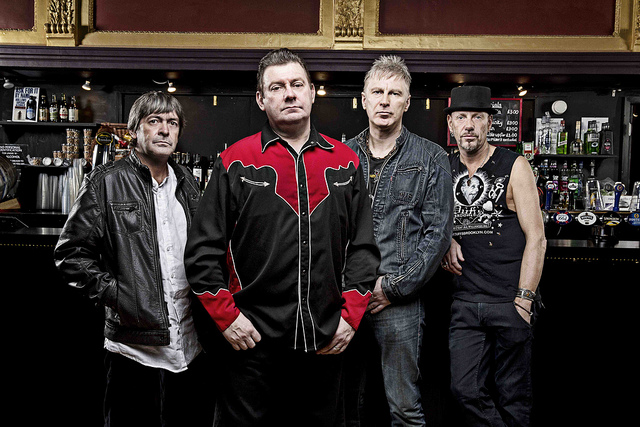 What You Need To Know About Stiff Little Fingers At The Academy This Month!