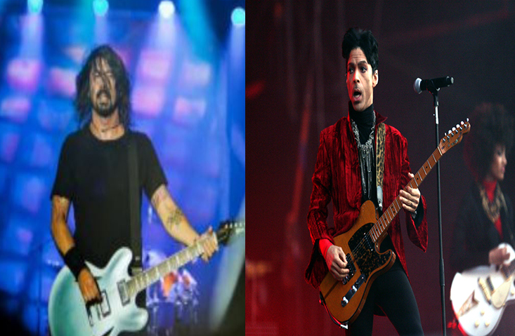 Video: Dave Grohl Talks About Jamming A Led Zeppelin Track With Prince