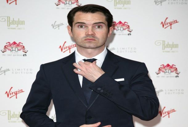 Jimmy Carr Announces A Fifth Dublin Date And Reveals His Irish Roots!
