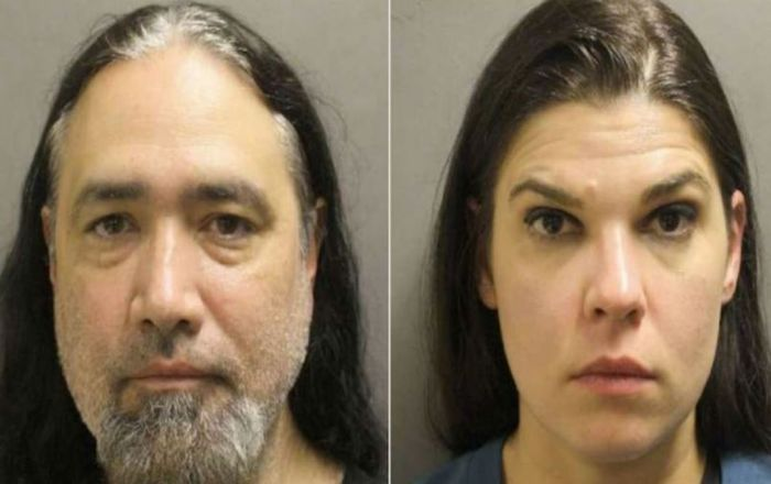 Texas Couple Arrested After Abandoning Daughter For Metal Show