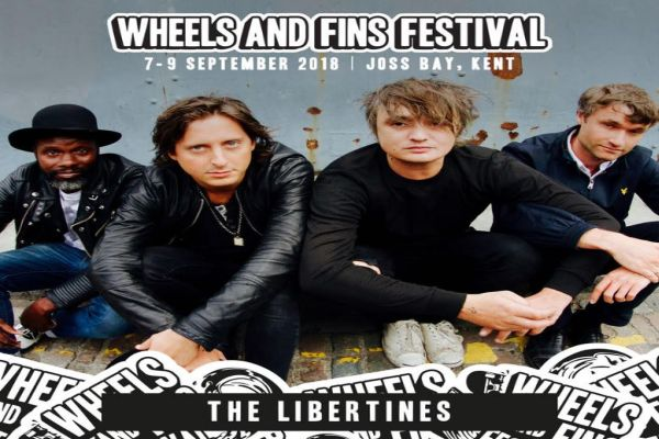 The Libertines' Festival Full Line-up Announced!