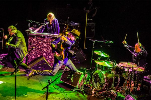 All you need to know about The Waterboys at Leopardstown on August 16th!
