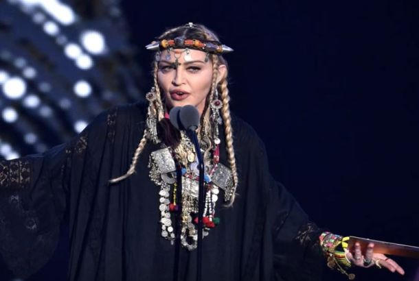Madonna Speaks Out In Defence Of Her Aretha Fanklin Speech