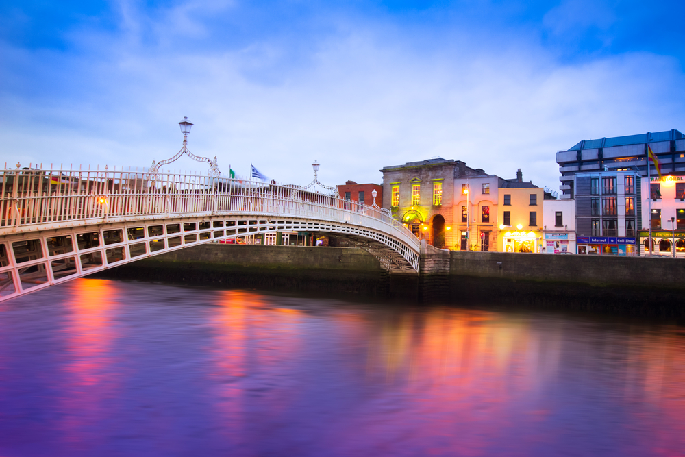 Dublin One Of The Best Cities For Live Music!
