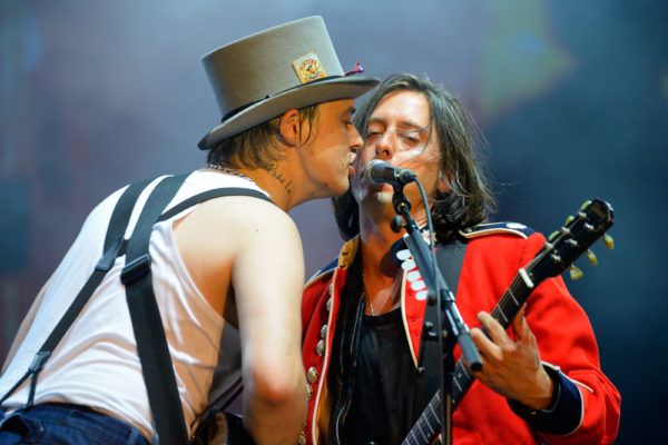 The Libertines Have BecomeShirt Sponsors For Local Football Team