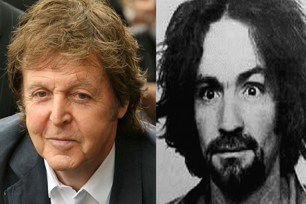 Paul McCartney Says Charles Manson Put Him Off Playing 'Helter Skelter' For Years