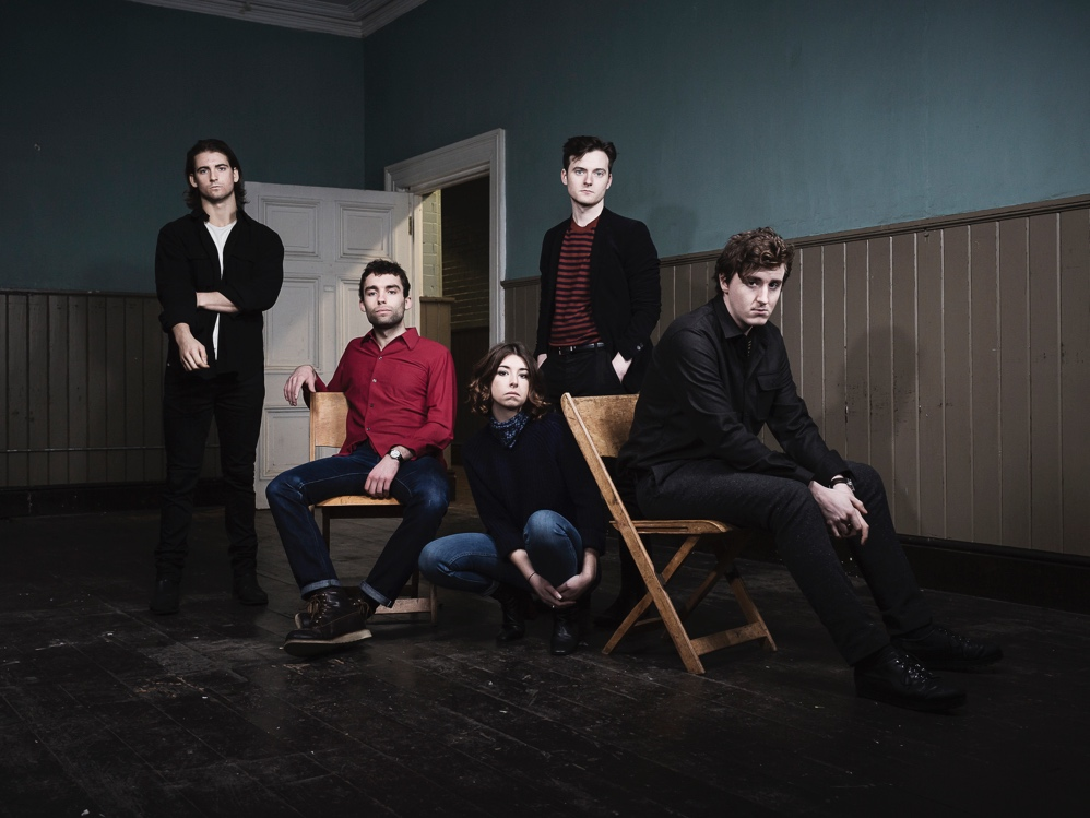 Little Green Cars Have Announced A Show At Vicar Street This December!