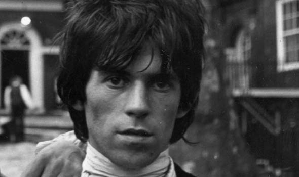Keith Richards This Week in Music History