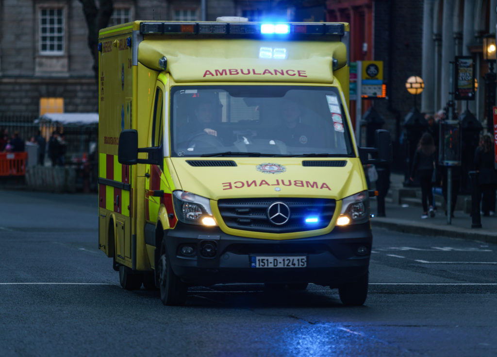 Two Gardaí Hospitalised