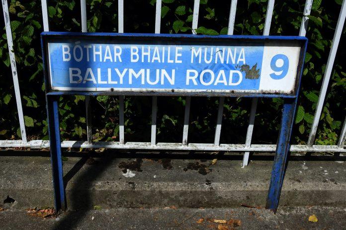 Shots Fired In Ballymun