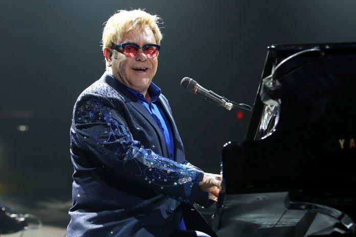 Elton John Announces Dublin Dates