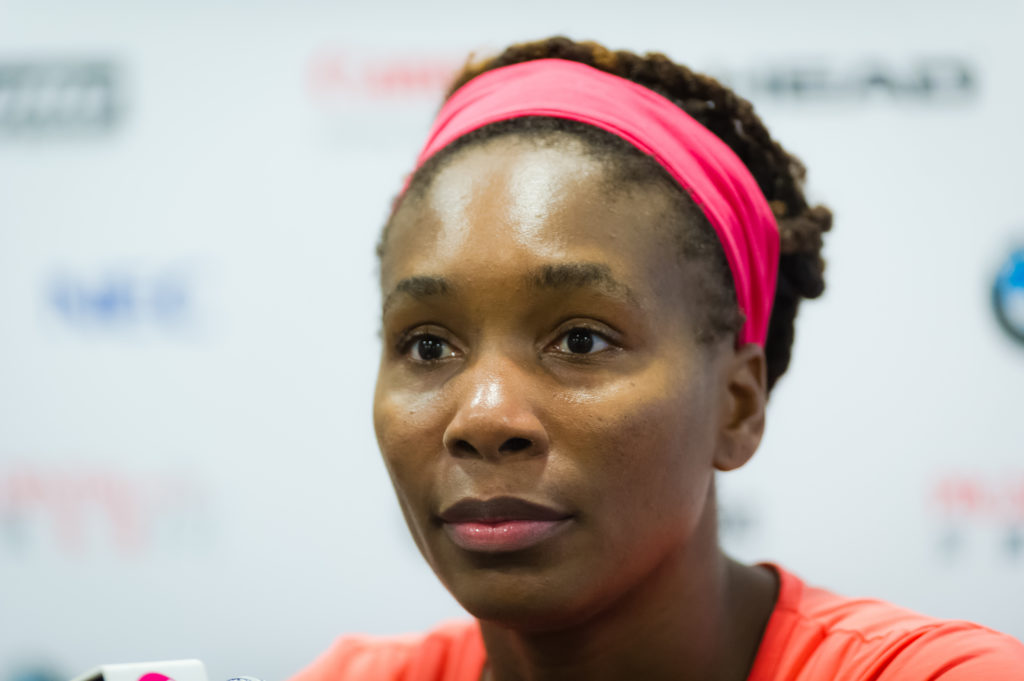Venus Williams Settles Legal Case