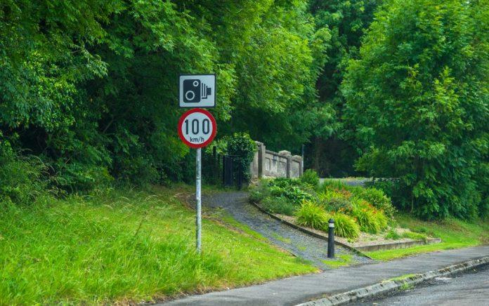 Graded System For Speeding Fines