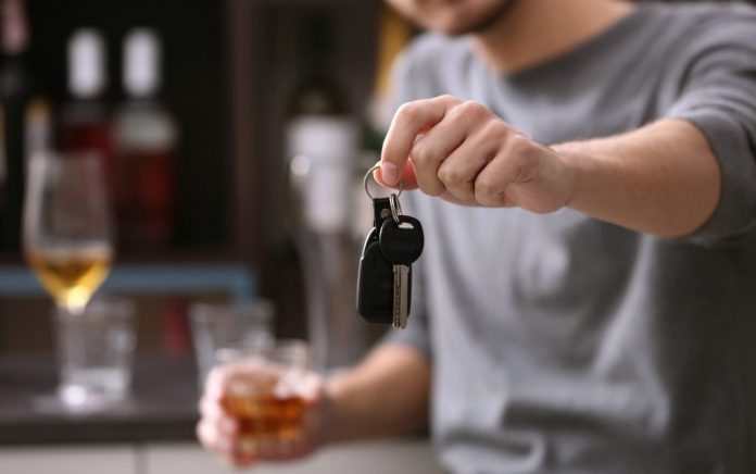 34,000 Caught Drink-Driving