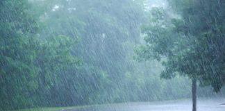 Persistent Rain