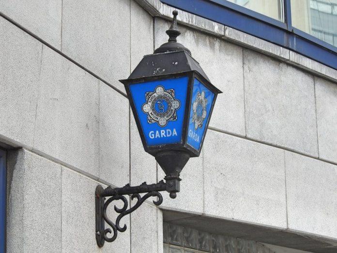 Senior Garda Suspended