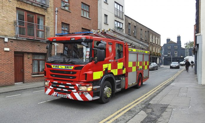 Fire In Stoneybatter