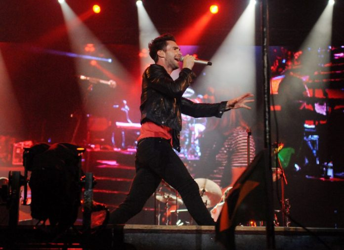 Maroon 5 To Perform At Superbowl