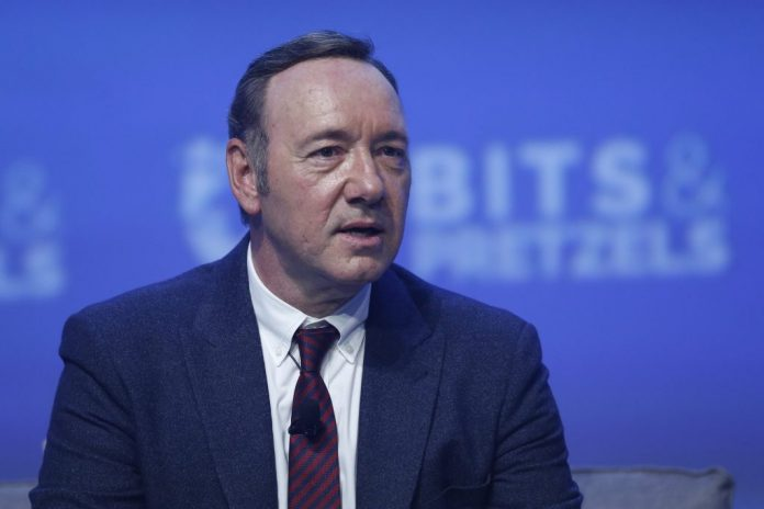 Kevin Spacey Pulled Over For Speeding