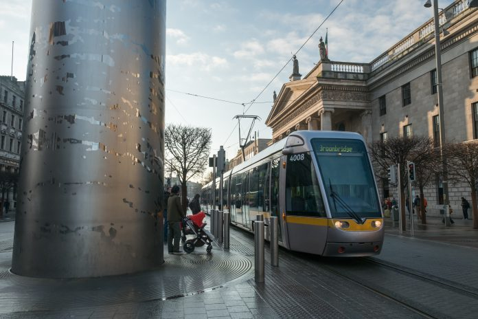 Hackers Hold Luas Site To Ransom