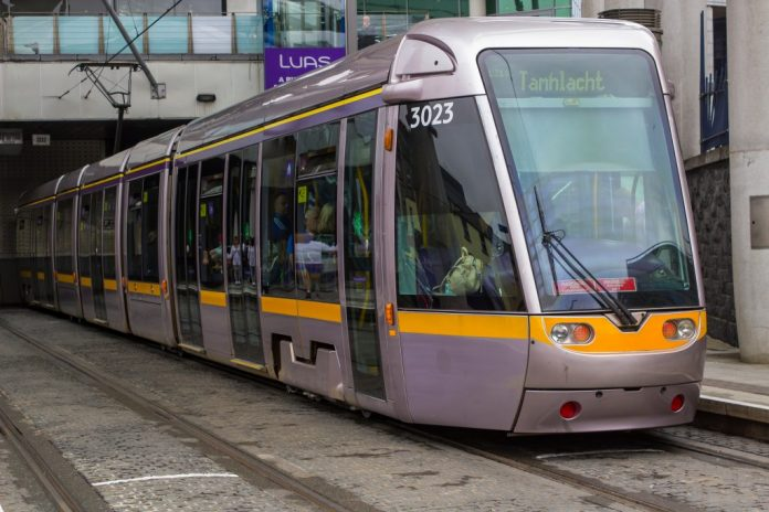 Woman Dies After Being Hit By Luas