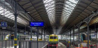 Train Delays Of 30-45 Minutes