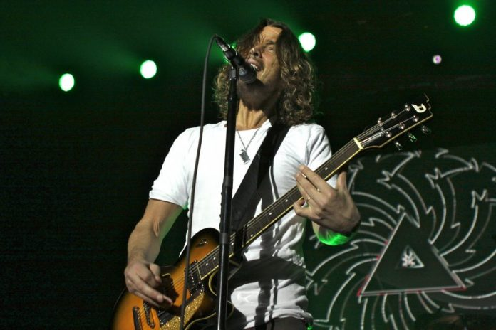 Chris Cornell Honoured